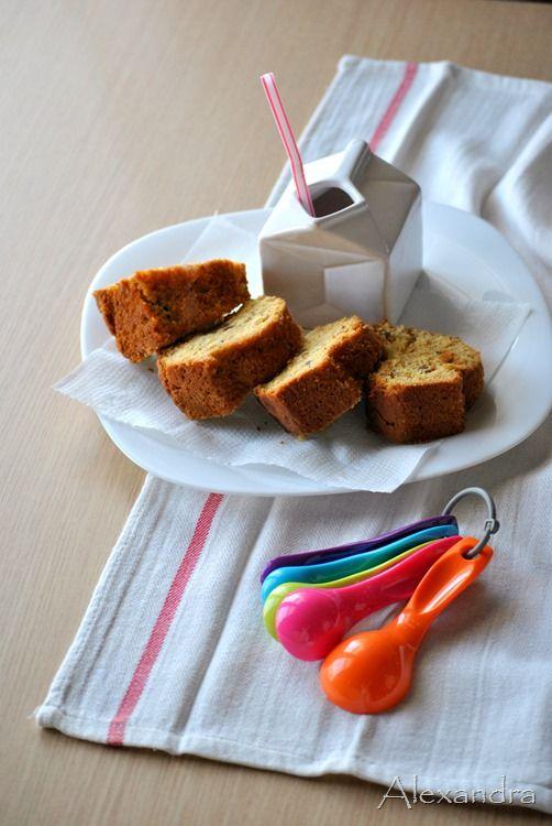 Μα...γυρεύοντας με την Αλεξάνδρα: Ταχίνι κέικ