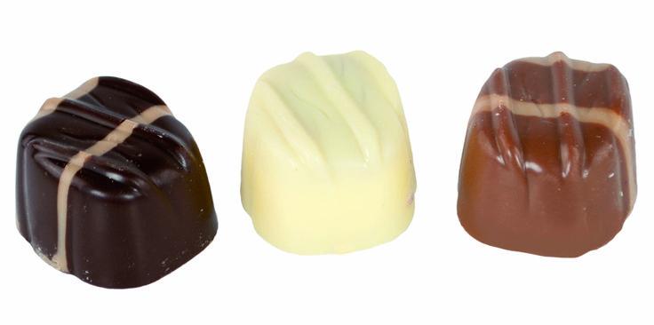 Elvee Karamel Roombonbons: met een laagje vloeibare karamel