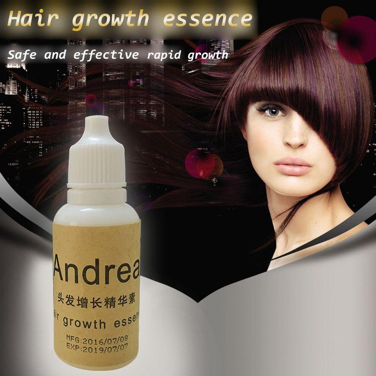Andrea Hair Growth anti Hair Loss Liquid 20ml dense hair fast sunburst hair growth grow invalid refund alopecia