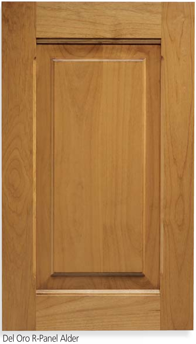 Possible Door Style #2 (suggested by cabinet guy)
