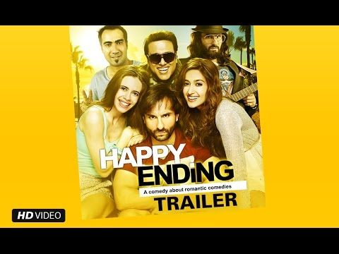 Happy Ending makes fun of all the films which have made it our bucket list of classic love films and does so without a hint disparaging malice.
