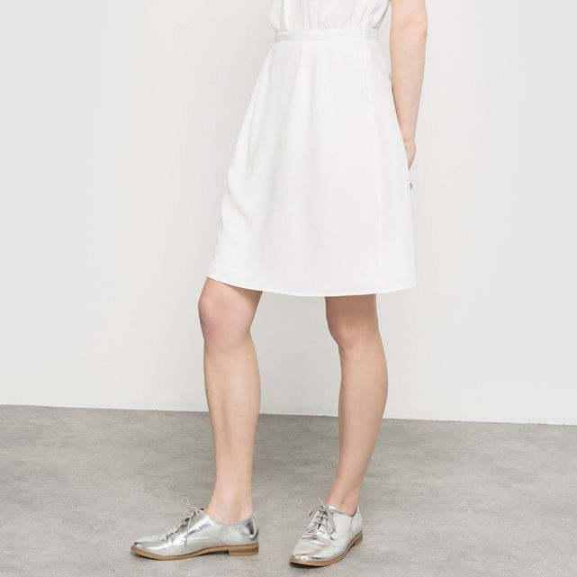 Robe manches courtes - LAURA CLEMENT
