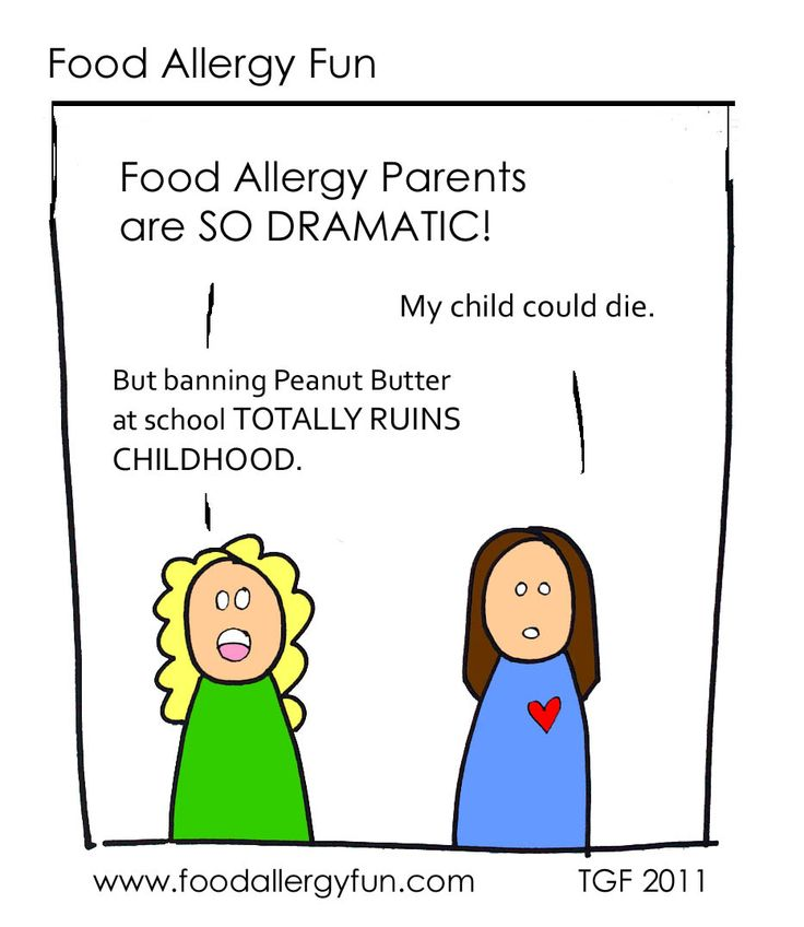silly - from Food Allergy Fun blog