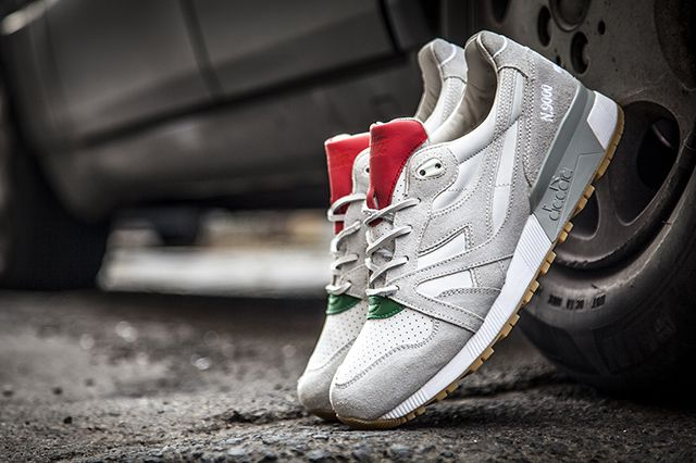 wholesale dealer d3088 2b13c ... Patta X Diadora (Italia) - Sneaker Freaker ...