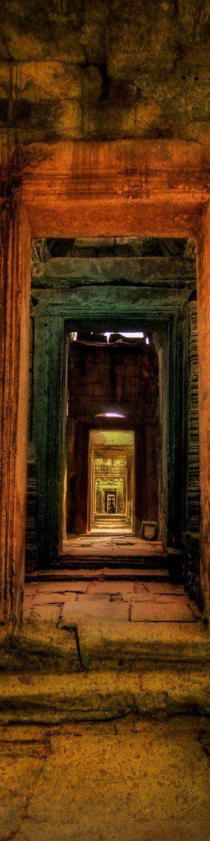 Photos, Photography Portfolio, Treyratcliff, Trey Ratcliff, Portal, Secret Passageway, Doors Frames, Hdr Photography, Doors Way
