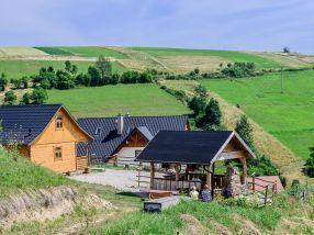 Osada nad Babieńskim Potoczkiem - Galeria otoczenie i widok na okolicę