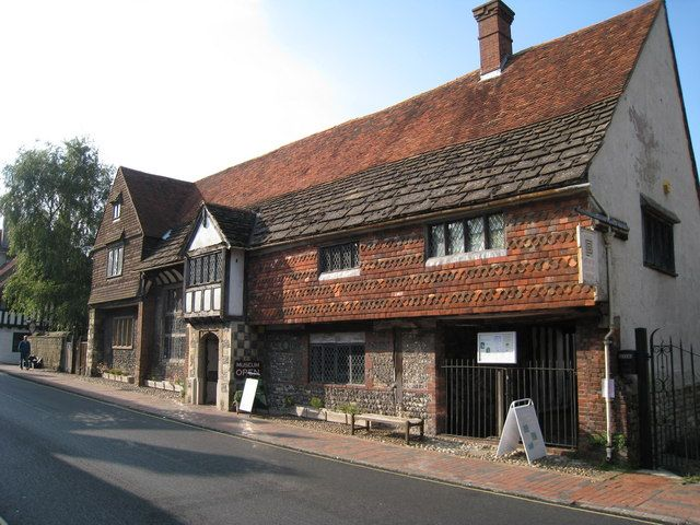 Ann of Cleves House, Lewes, Sussex.