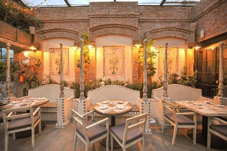 25 best images about restaurantes df on pinterest steel for Comida francesa df