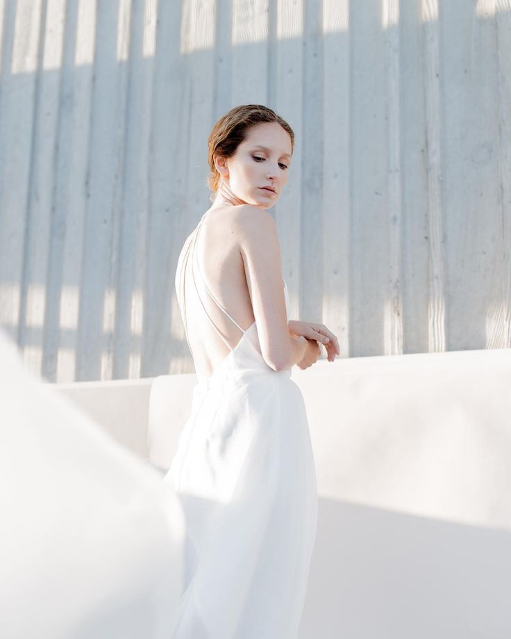 THE NEWHITE bridal is all about effortless elegance __________________________ Amazing Photographer Michael Stark @traditionalpattern / Dreamy Make and Hair by Brielle McKenna @bellebeauty_brielle / Heaven sent angel Taylor Ezzell @taylorezzell / One of a kind @trumpetandhorn #bridalinspiration #bridal #bridalfashion #bridalgown #bridaldress #weddingdress #modernwedding #modernbride #coolbride #minimal #elegant #weddinginspiration #whitedress #weddingmakeup #weddingring #weddingplanning…