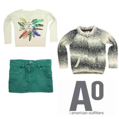 American Outfitters for Girls