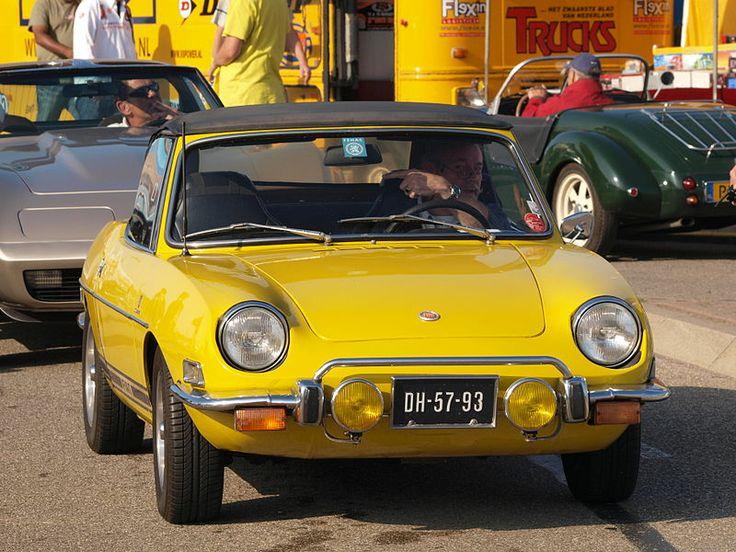 1972 - Fiat Sport 850 Cabriolet -2