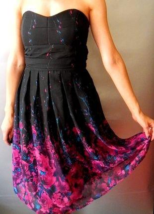 Kup mój przedmiot na #vintedpl http://www.vinted.pl/damska-odziez/sukienki-wieczorowe/10259840-orsay-sukienka-romantyczna-przyjecie-wesele