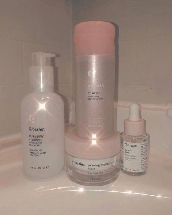 Click on the link to buy these glossier products!