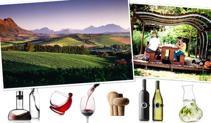 Warwick Wine Estate - Ultimate Winelands Gourmet Picnic Experience