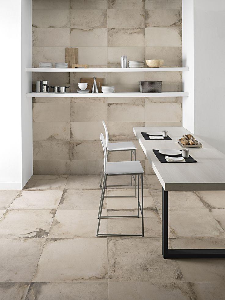 La Fabbrica Ceramiche - LASCAUX Collection - www.lafabbrica.it - #kitchen #jeita #table #chair