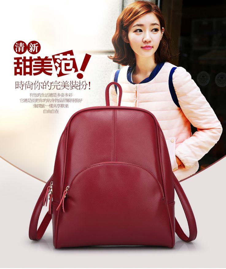 Купить товарНовинка женская натуральная кожа рюкзак Mochila школьные сумки для подростков женского колледжа подлинная сумка спорт сумка в категории Рюкзакина AliExpress.              1)  Мы принимаем Alipay, западное соединение, TT.  Все основные кредитные карточки приним