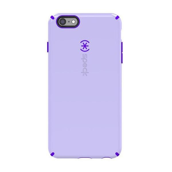 Speck's patented CandyShell is the best of both worlds: an iPhone 6/6s Plus case that looks as good as it protects. Its patented dual-layer construction absorbs shock to provide military-grade protect