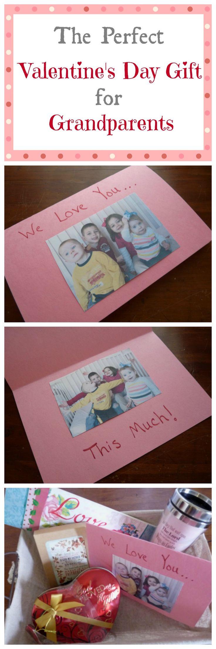 Valentine's Day Gift for Grandparents