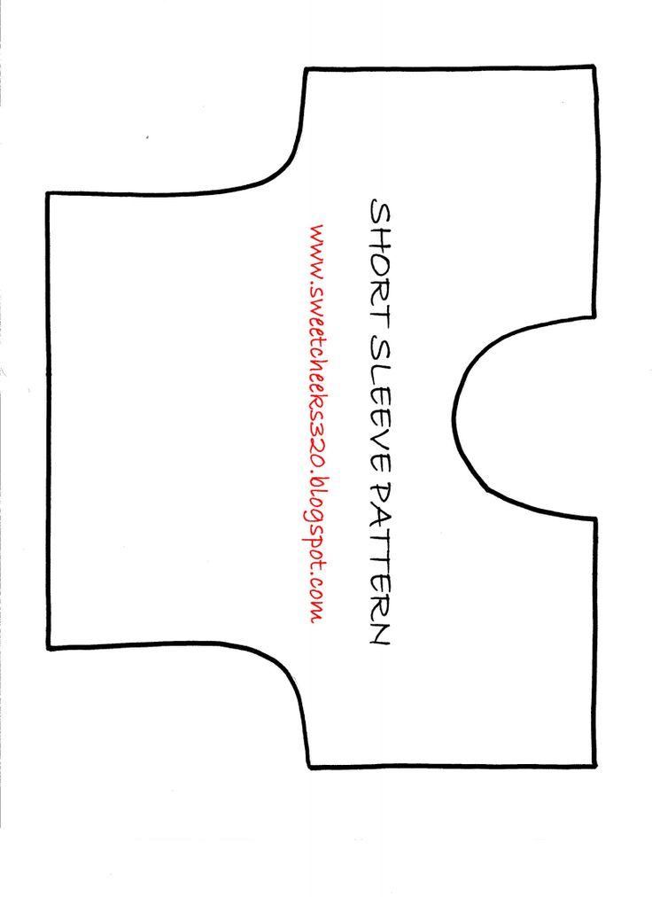 ShortSleeve.pdf Kitchen Dress Towel pattern