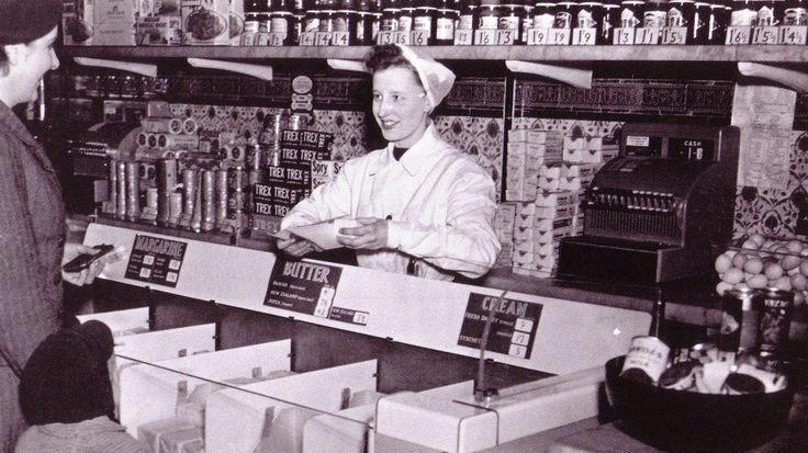 1950's Sainsbury's
