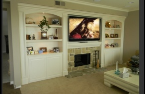 Fireplace Entertainment Center Combo Home Pinterest Tvs My House And The O 39 Jays