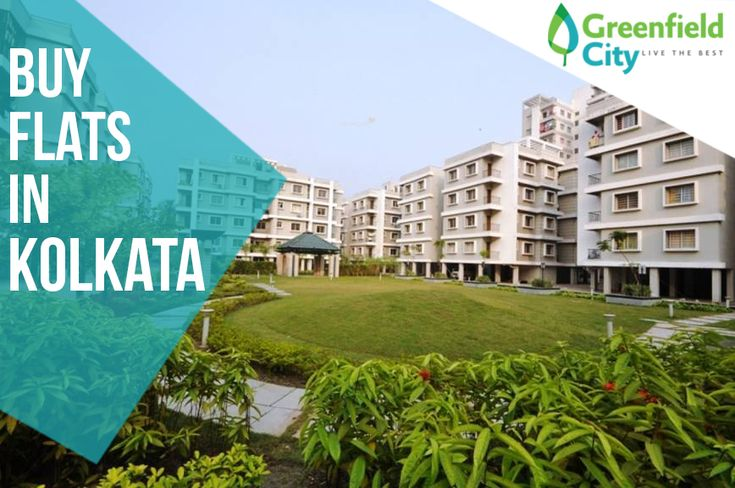 Buy your dream flats in kolkata in very best price. Green field city is a top real estate company in kolkata for real estate investor to buy flats.