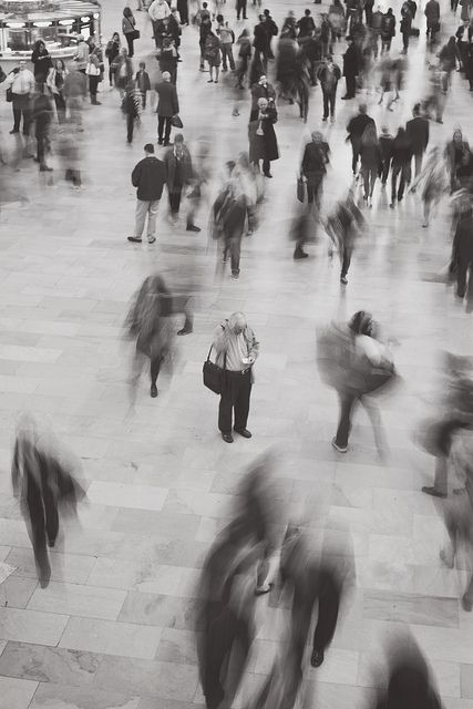 Lost in movement. by Moeys Photography, via Flickr