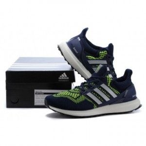 Adidas Ultra Boost Blue Green