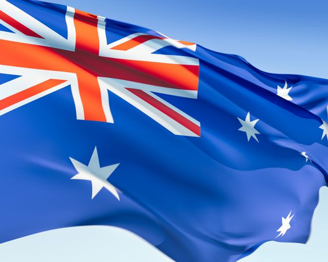 australian pics | Australian Flag - National Flag of Australia