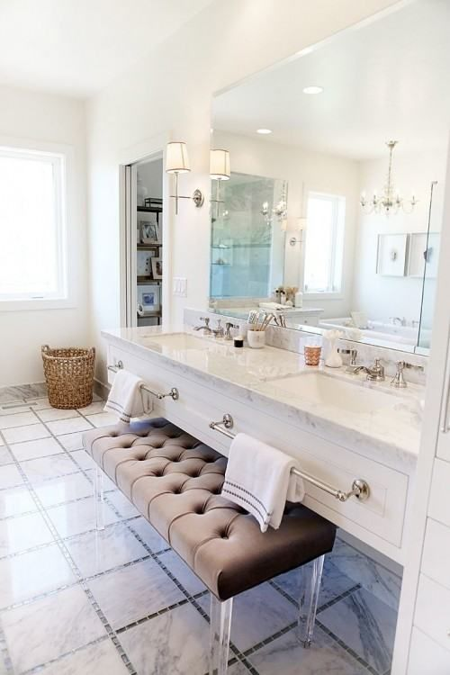 Bathroom Seating Ideas Bathroom Bench Beautiful Bathrooms