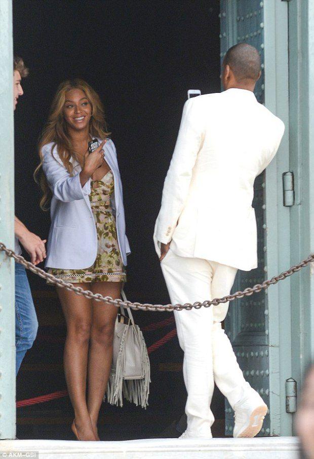 Beyonce & Jay