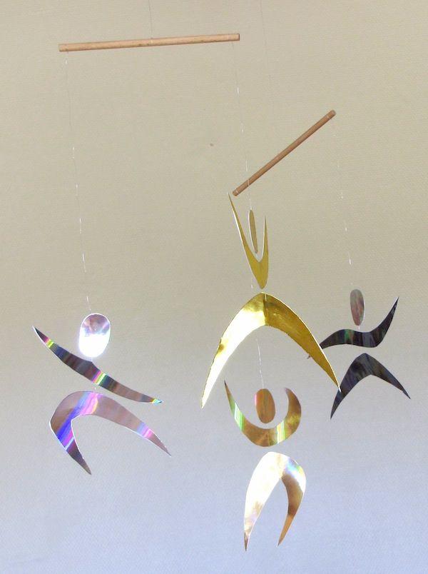 Le mobile des danseurs - Montessori