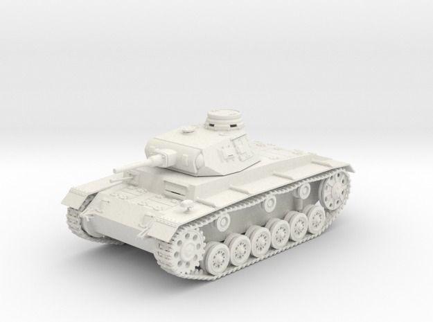 Panzer III (PzKpfw III - SdKfz. 141) ausf.G - 1:48