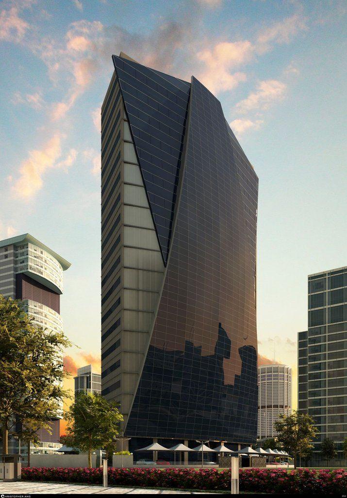 Grand central hotel apartments dubai futuristic pinterest for Dubai architecture moderne
