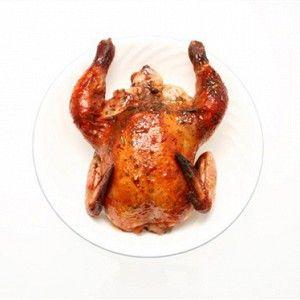 Курица в медово-лимонной глазури . Кулинария . Рецепты . Основные блюда .