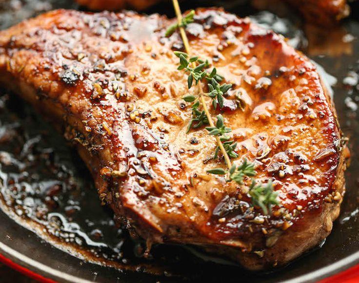 Une côtelette de porc c'est très facile à manquer, mais avec cette recette vous en ferez des délicieuses à tout coup! Très facile et délicieux