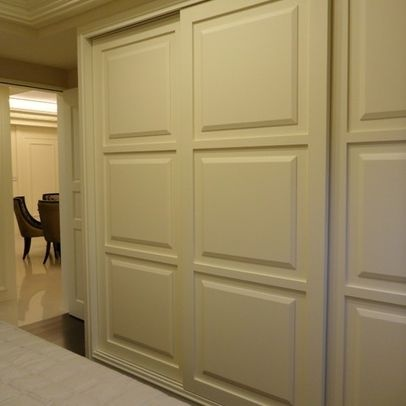 three panel sliding closet - Google Search