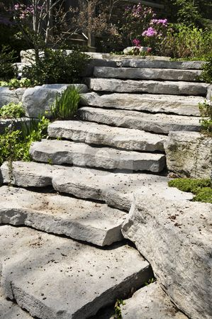 250 best landscaping ideas with stone images on pinterest for Courtyard stone and landscape