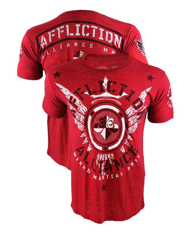Affliction Alliance MMA Shirt