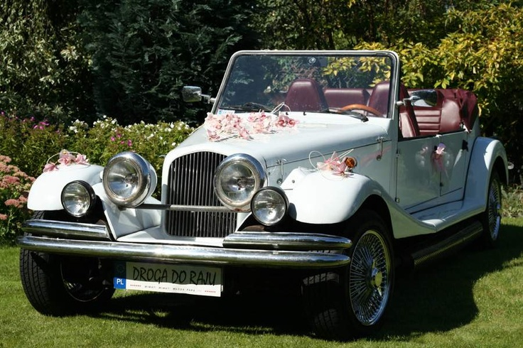 Replica Alfa-Romeo Nestor 1929 Convertible for wedding