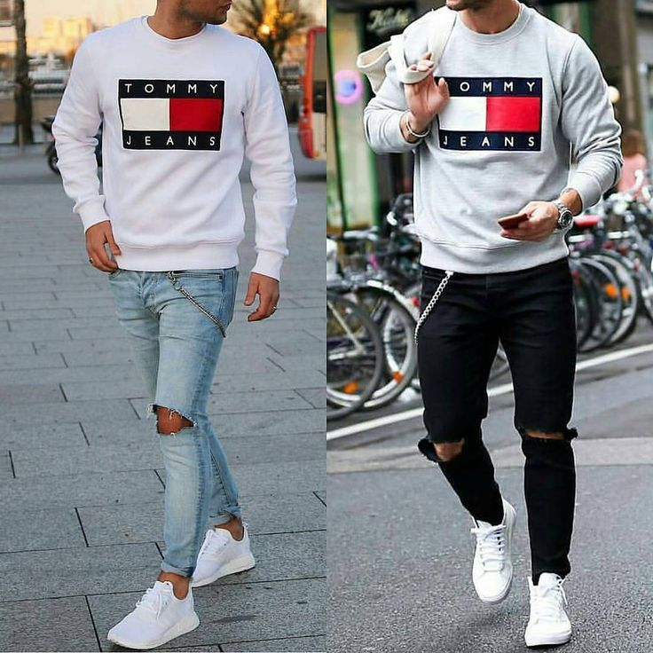 Which tommy hilfiger style is your favorite? 1 or 2? ➖➖➖➖➖➖➖➖➖➖➖➖➖➖➖ Follow @zaramen.eu for more luxury fashion-lifestyle posts!