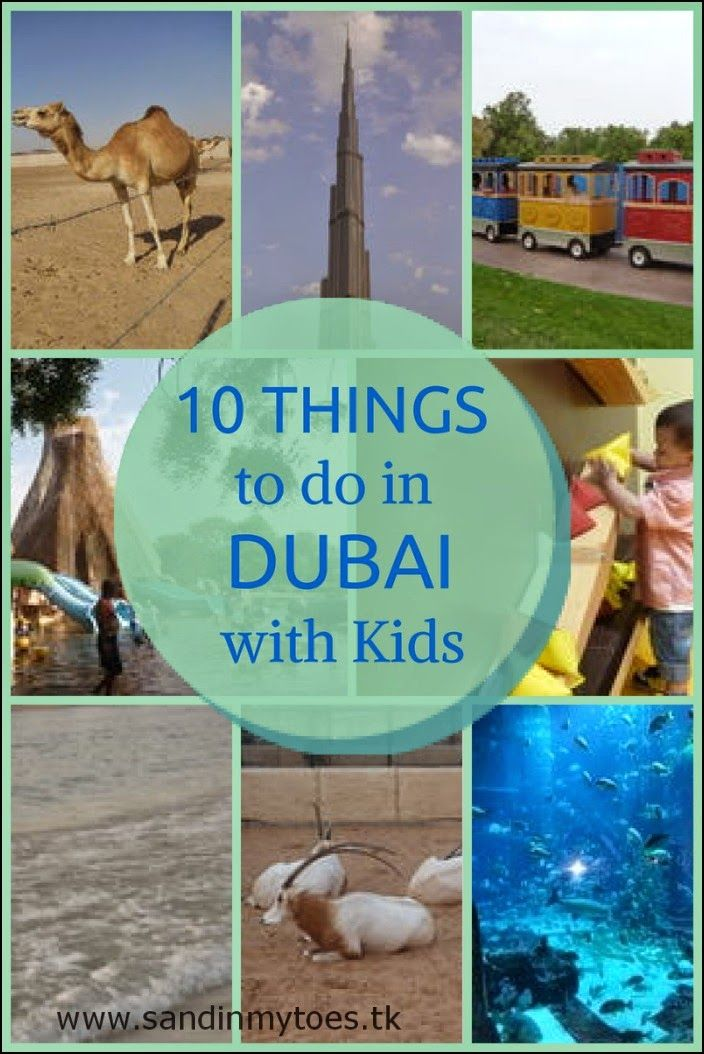 If you ever visit Dubai with kids, here are ten things that they would love doing! #travel #Dubai #travellingwithkids