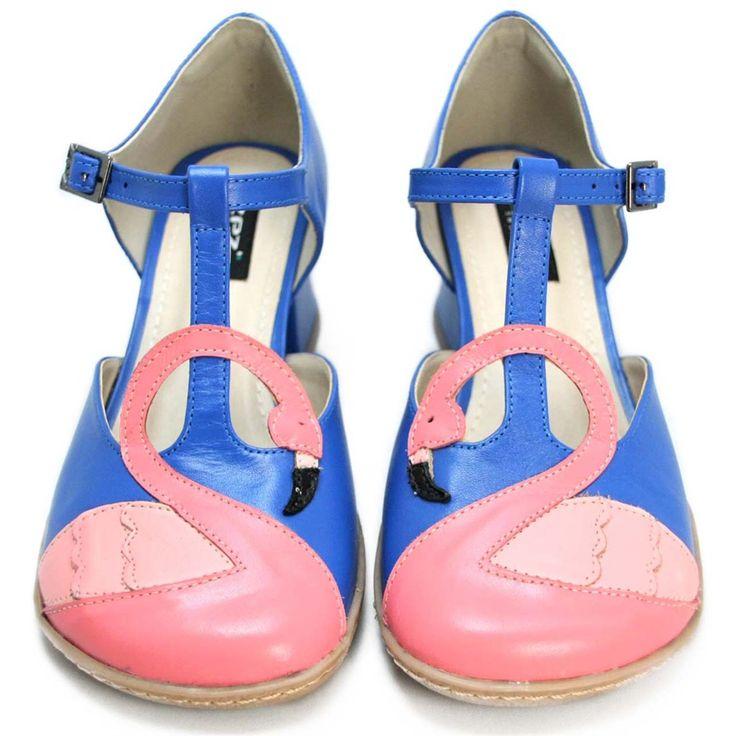 Sapato Flamingo - ZPZ SHOES