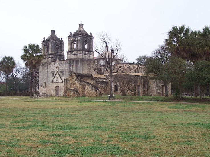 Mission Concepcion San Antonio - Third Great Grand Uncle - Richard Andrews, first rebel to die in Texas Revolution, 28 Oct 1835, Battle of Concepcion (after being wounded at the Battle of Gonzales, 2 Oct 1835.)  maternal side