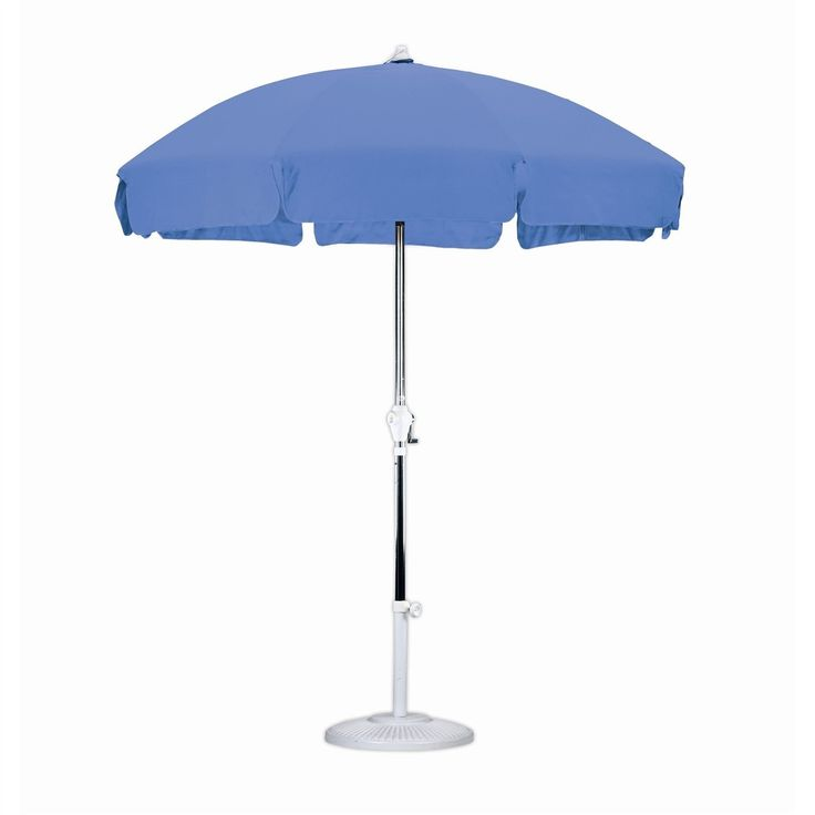 The Foot Classic Patio Style Umbrella Is Perfect Way To Shade Yourself From  The Sun On Your Patio Home Or Garden. Steel Wire Ribs Complete A Perfect  Patio ...