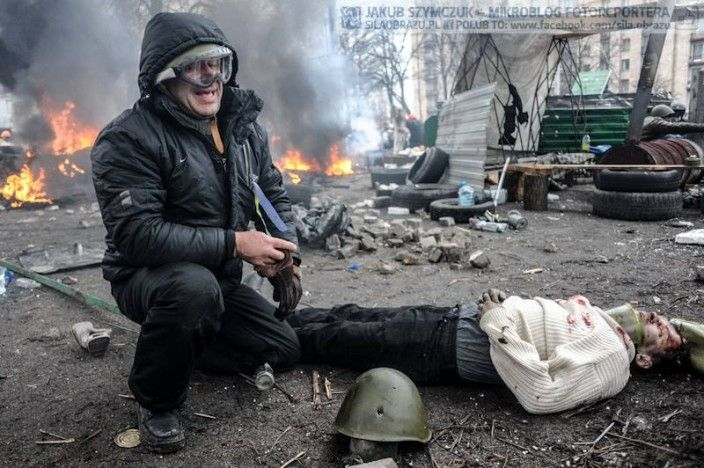 maidan Kyiv 2014