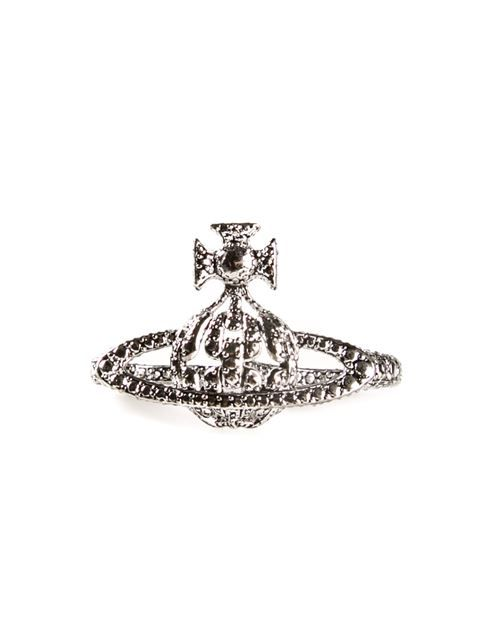 Shop Vivienne Westwood 'Radha' ring in O' from the world's best independent boutiques at farfetch.com. Over 1000 designers from 60 boutiques in one website.