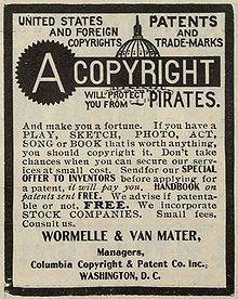 Copyright infringement - Wikipedia, the free encyclopedia