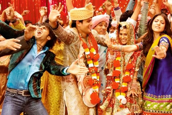 "TOP 20 INDIAN WEDDING DANCE SONGS 2013-2014 We have worked on a list which will make every guest ""GET ON THE FLOOR"" with the melody and rhythm of these Bollywood Dance Songs visit here:- http://livintotal.com/top-20-indian-wedding-dance-songs-2013-2014/"