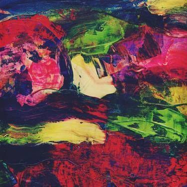 """Saatchi Art Artist Sylwia Borkowska; Painting, """"Abstract """"R&G"""""""" #art"""